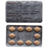 Malegra FXT (Sildenafil + Fluoxetine) 100/60 mg