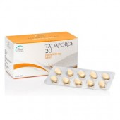 Generic Cialis (Tadalafil) Tadaforce 20 MG