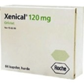 Generico Xenical (Orlistat) 120 mg