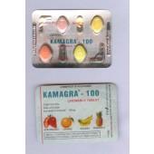 Kamagra (Generic Viagra) Chewable/Masticabile 100 mg