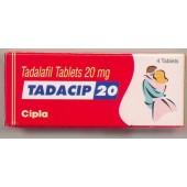 Tadacip (Generico Cialis) 20 mg