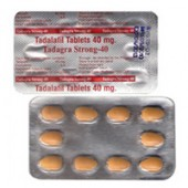 Generico Cialis (Tadalafil) 40 mg