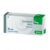 Bromazepam Lexaurin 3 mg