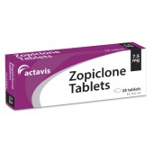 Zimovane (Zopiclone) 7.5 mg by Actavis N