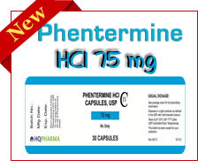 Phentermine Lannet 75 mg